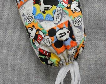 Retro Mickey Mouse Plastic Bag Dispenser