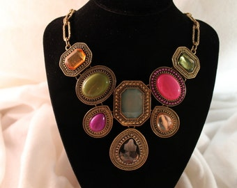 Multi-color Necklace