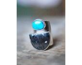 Dollybird Turquoise Ruin Ring