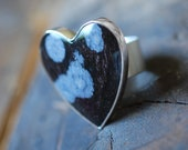 Big Hearted Ring