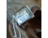 Pyrite Sun Pendant Shinning Pyrite Trapped in Quartz
