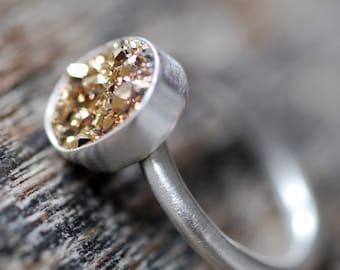 Lil Gold Rush Ring-Reserved for Luke