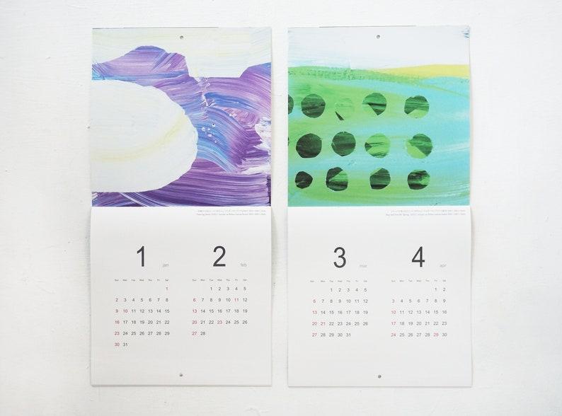 Mayako Nakamura Calendar  2022 The Playground image 1