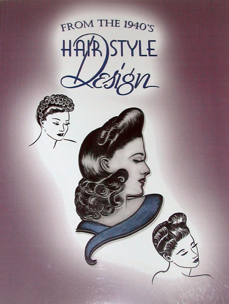 1940s Hair Snoods- Buy, Knit, Crochet or Sew a Snood 1940s Glamorous Hairstyles Styling Book WWII Pinup Hair Bomb Girls Wartime Homefront $7.00 AT vintagedancer.com