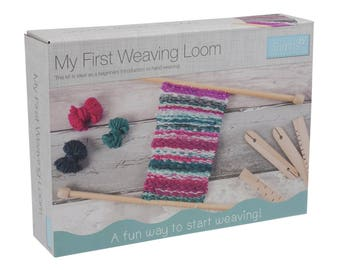My First Weaving Loom Kit by Trimits