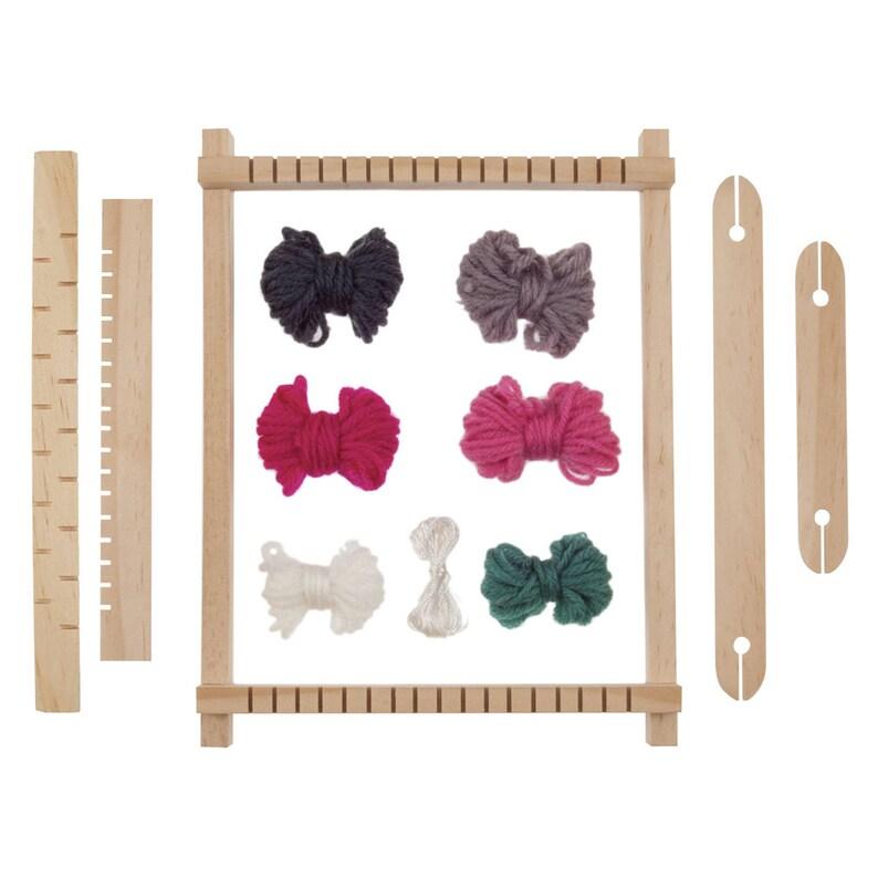 22 x 16 x 2.5cm Trimits First Weaving Kit