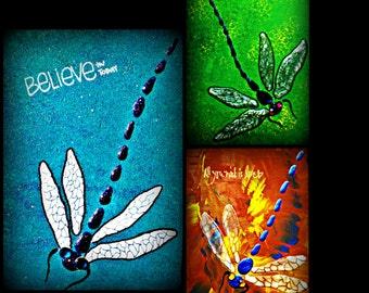 dragonfly decor   dragonfly wall decor   dragonfly paintings   dragonflies   dragonfly   dragonfly handpainted  art   dragonfly nature art