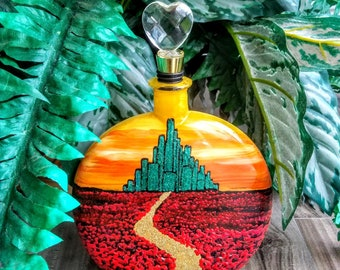 personalized urns, personalized cremation urns, glass urns, hand painted cremation urn, human ash urn, memorial cremation urn, memorial gift