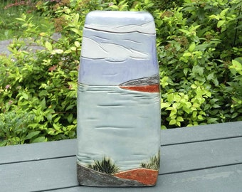 XL Sandy Lake Stoneware Urn