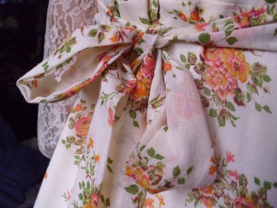 Vintage Gunne Sax Style Gown Department Store Bra… - image 8