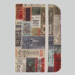 Kindle Cover Hardcover, Kindle Case, eReader, Kobo, Kindle Voyage, Fire HD 6 7 8, Kindle Paperwhite, Nook GlowLight Train Ticket