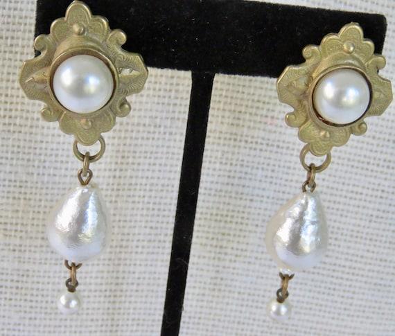 Medieval Renaissance Grey Bracelet Bold Baroque Selro Style Bridal Jewelry