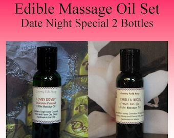 Birthday Gift For Boyfriends Girlfriends Husband Wife, Sensual Massage Oil, Edible Massage Oil, Romantic Gifts For Him Her