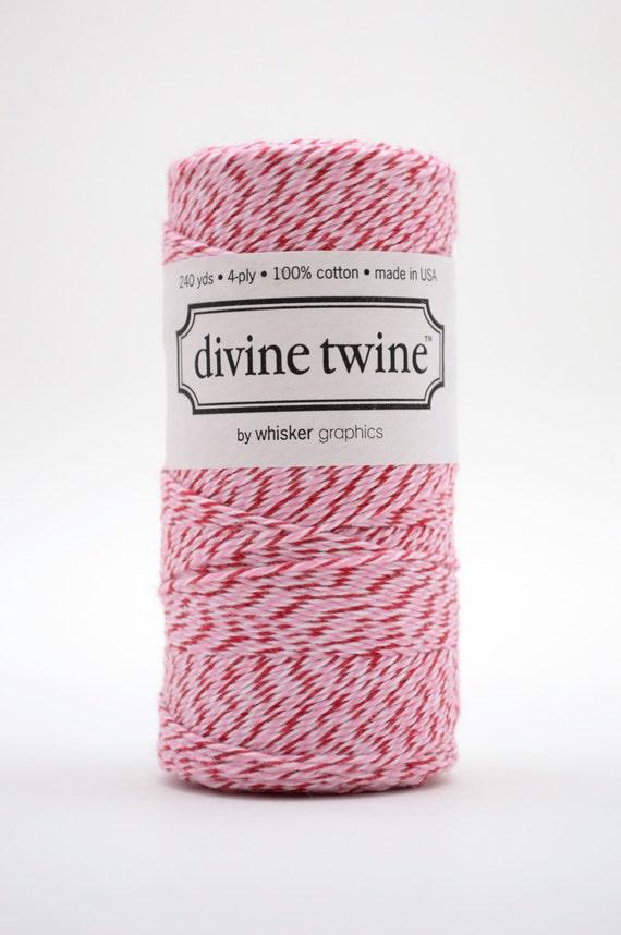 240 Yard Spool Brown Divine Twine Bakers Twine