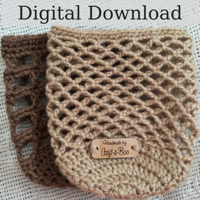 Crochet Cozy Pattern Candle Holder PDF Cozy Pattern Pattern image 0