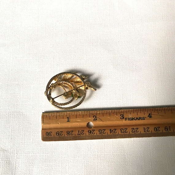 Vintage Pearl Brooch by Sarah Coventry - image 2