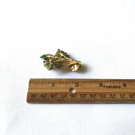 Vintage Pearl Brooch - image 3