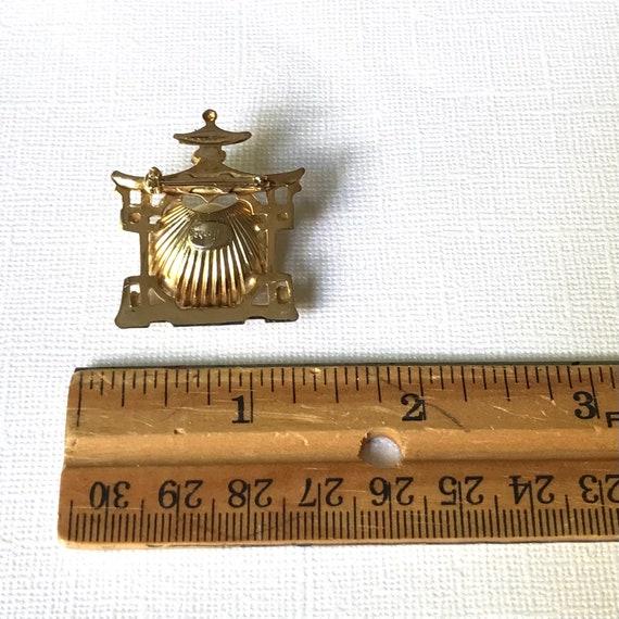 Vintage Pearl Brooch by Denbe - image 2