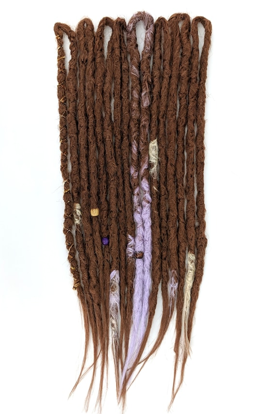 Dreadlocks extensions etsy