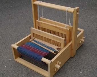 Weaving Loom Table Top Handmade