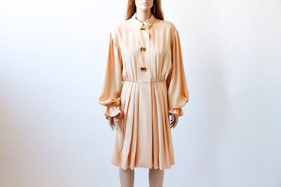 Vintage GALANOS dress - 26 waist