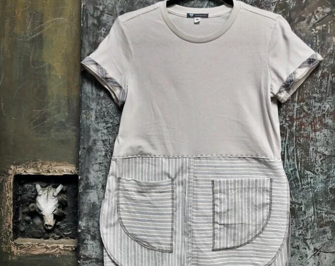 Natural Cotton T-Shirt    CC0153-B