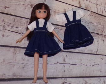 LOTTIE doll clothes  1  lottie school uniform