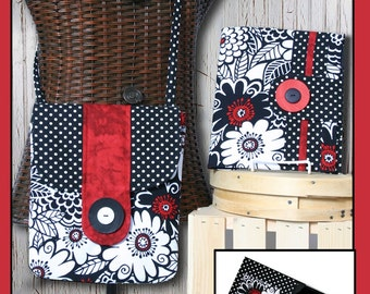 I-Cozy: IPad Cover and Carry Case Sewing  Pattern