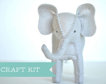 DIY felt craft kits