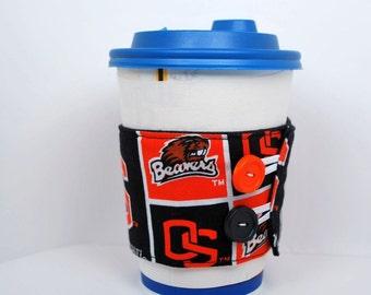 Oregon State University coffee cozy