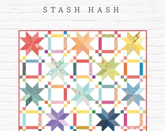 Stash Hash DIGITAL Pattern #740