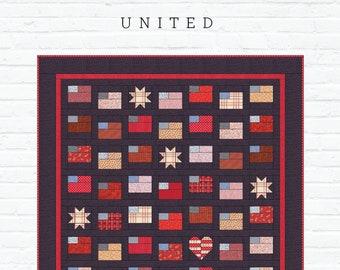 United DIGITAL Pattern #742