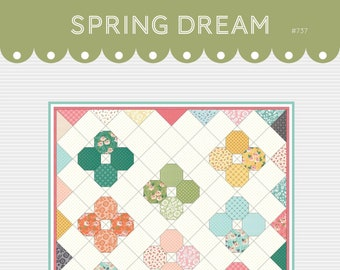 Spring Dream DIGITAL Pattern