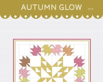 Autumn Glow DIGITAL Pattern