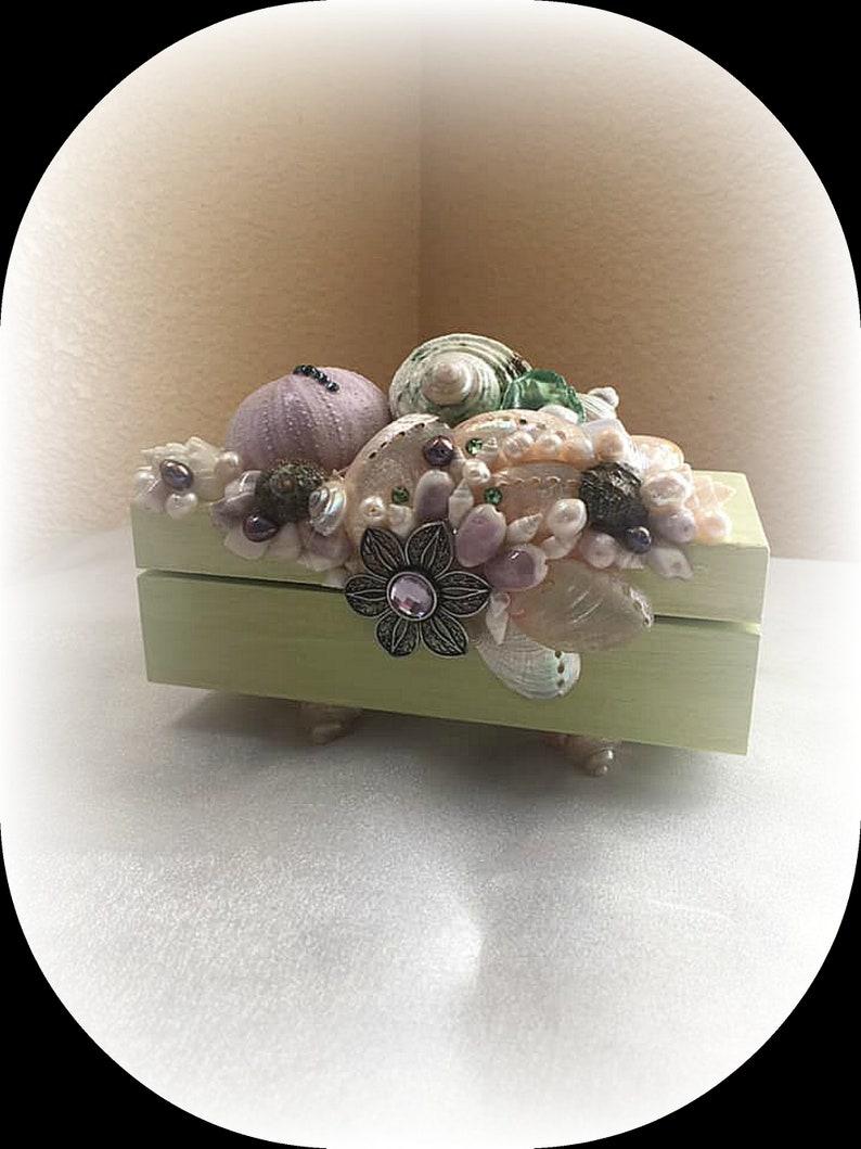 Sea/'s Bounty trinket box