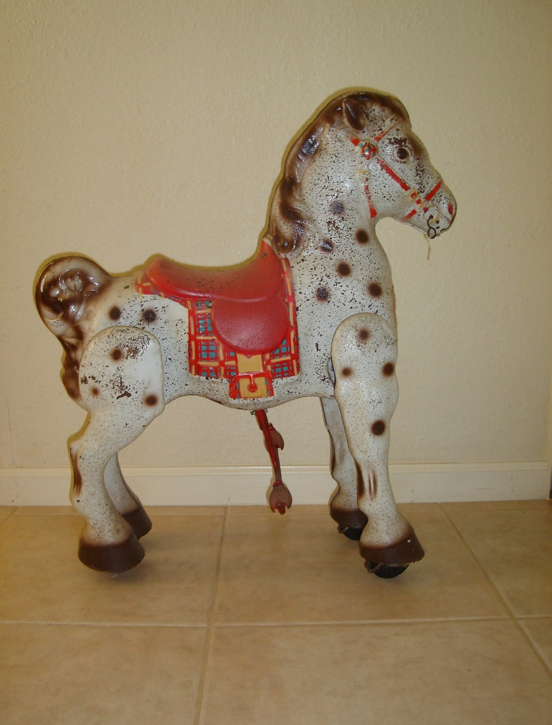 Mobo Horse Riding Toy Horse