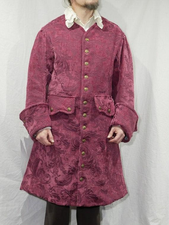 Traditional /'Barbosa/' Frock Coat