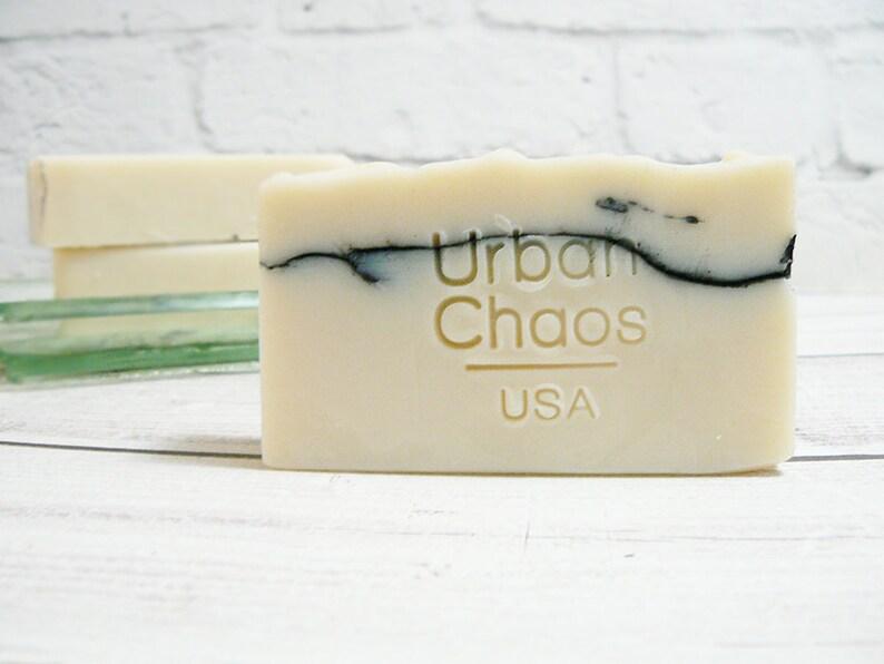 Vegan Soap  Face & Body Soap for Sensitive Skin w/ Cedarwood image 0