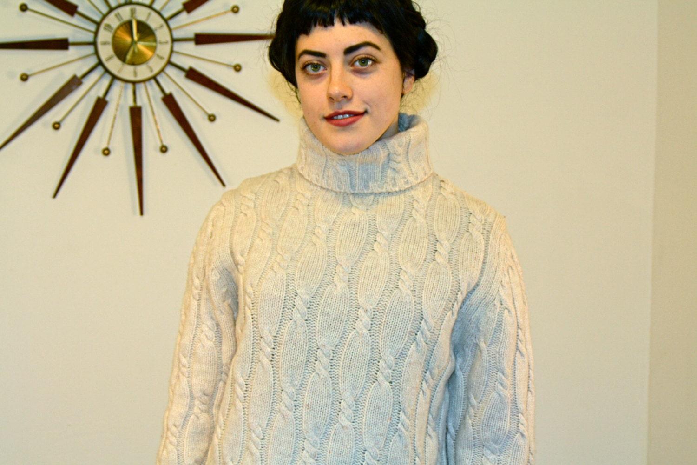 8d03fbb70c Wool Fisherman Sweater