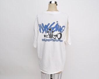 ee0b709a vintage tshirt 1990s MOSSIMO 90s oversized boyfriend fit t-shirt shirt