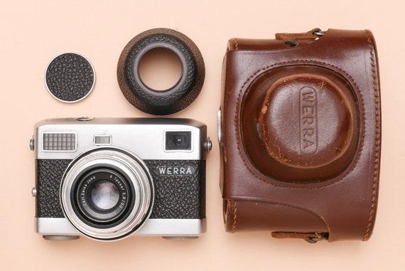Zeiss Entfernungsmesser Nikon : Werra matic vintage entfernungsmesser filmkamera mit carl etsy