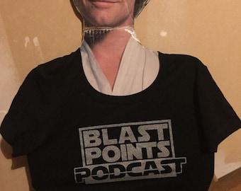Blast Points women's shirt