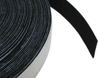 """Rayon Viscose Felt Tape - 100 Feet Long, 3/8"""" to 2"""" Widths, Multiple Colours Available"""