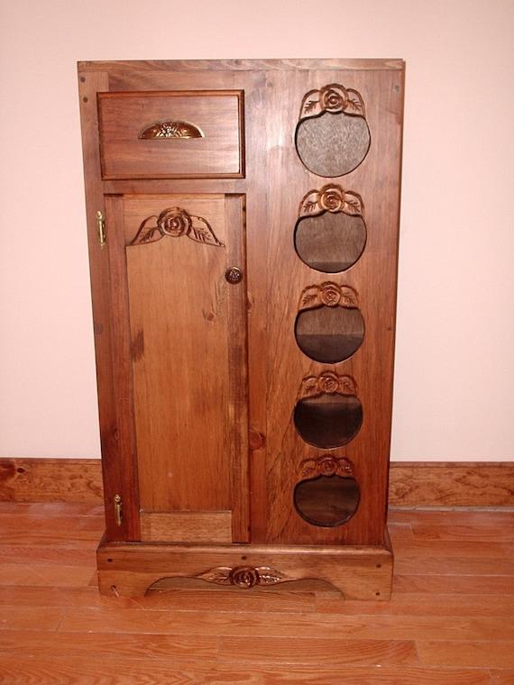 Wine Cabinet Wine Rack Wine Cupboard Etsy