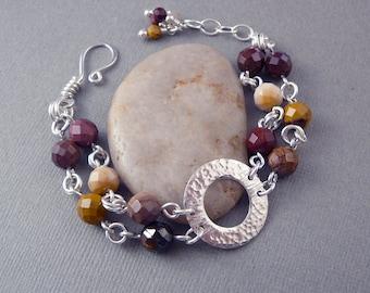 Cool Bracelet, Unusual Bracelet, 925 Jewelry, Trendy Bracelet
