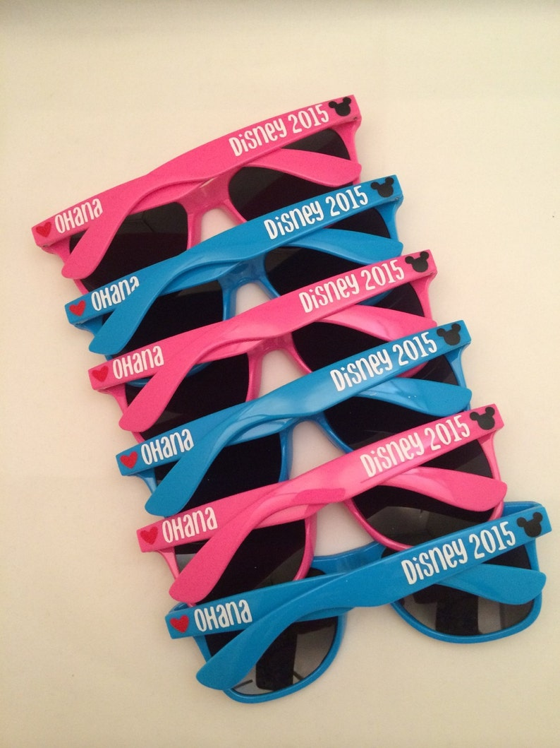 Disney Vacation Disney Cruise  Personalized Sunglasses image 0