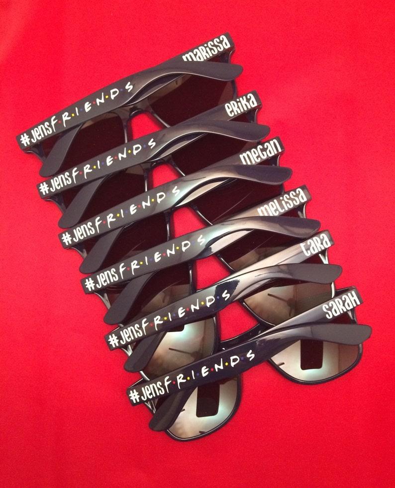 Friends Sunglasses Friends the TV Show Bachelorette image 0