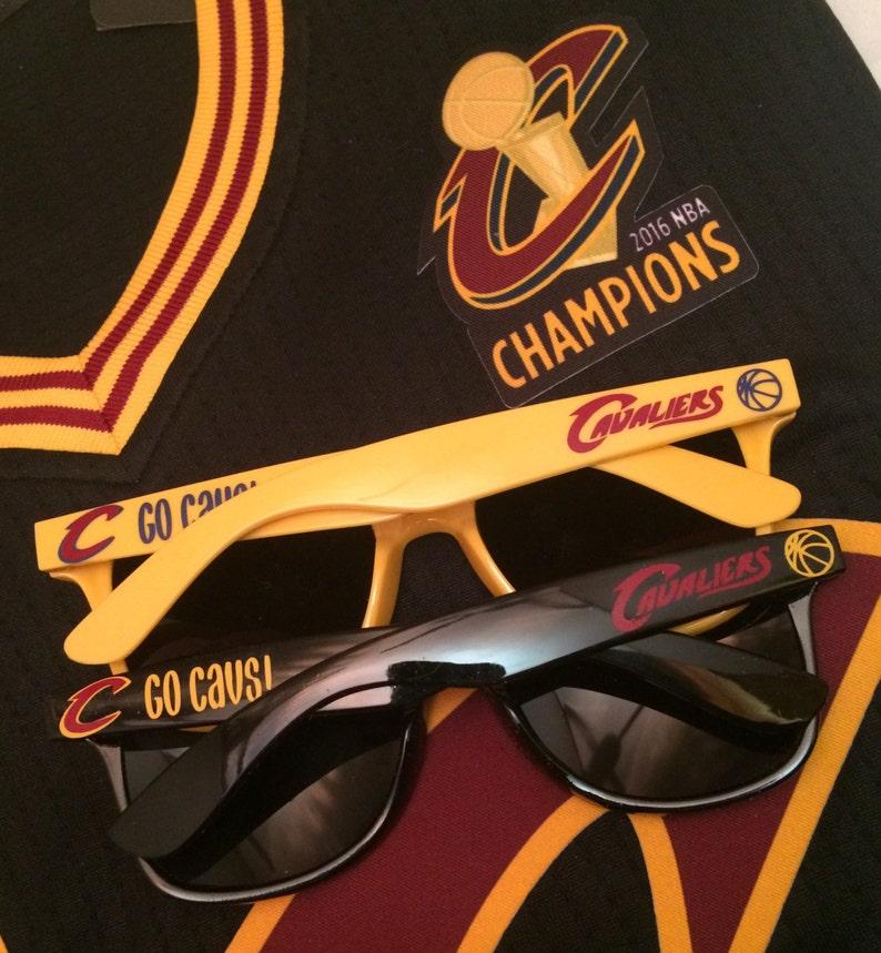 Personalized Sunglasses Custom Sunglasses Cleveland LeBron image 0
