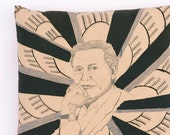 SALE * Attenborough Cushion Pillow - Life in the Undergrowth / Insects