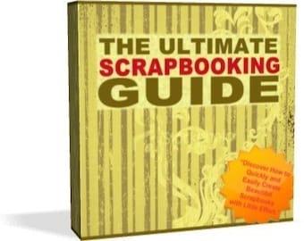 eBook The Ultimate Scrapbooking Guide